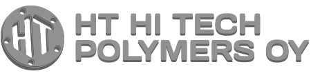 HT Hi Tech Polymers Oy logo.