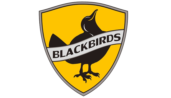 Blackbirds United logo.