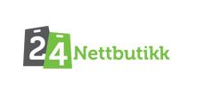 773d9006 Leverer komplette nettbutikker, med spesialtilpasset design etter kundens  ønske. Hos 24 nettbutikk får du gratis support på telefon eller chat, ...
